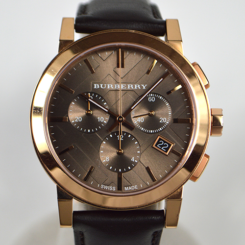 満点の 【】バーバリー BURBERRY シティ クロノグラフ メンズクォーツ BU9755 腕時計 [メンズ 男性用] ギフト プレゼント ビジネス ご褒美 ザ・ゴールド, エタジマシ ee60f096