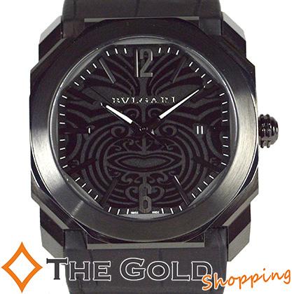 全品送料0円 【】ブルガリ BVLGARI オクト オールブラックス オートマティック BG041BSBLD/AB 腕時計 [メンズ 男性用] ギフト プレゼント ビジネス ご褒美 ザ・ゴールド, ラララカフェ b8be3883