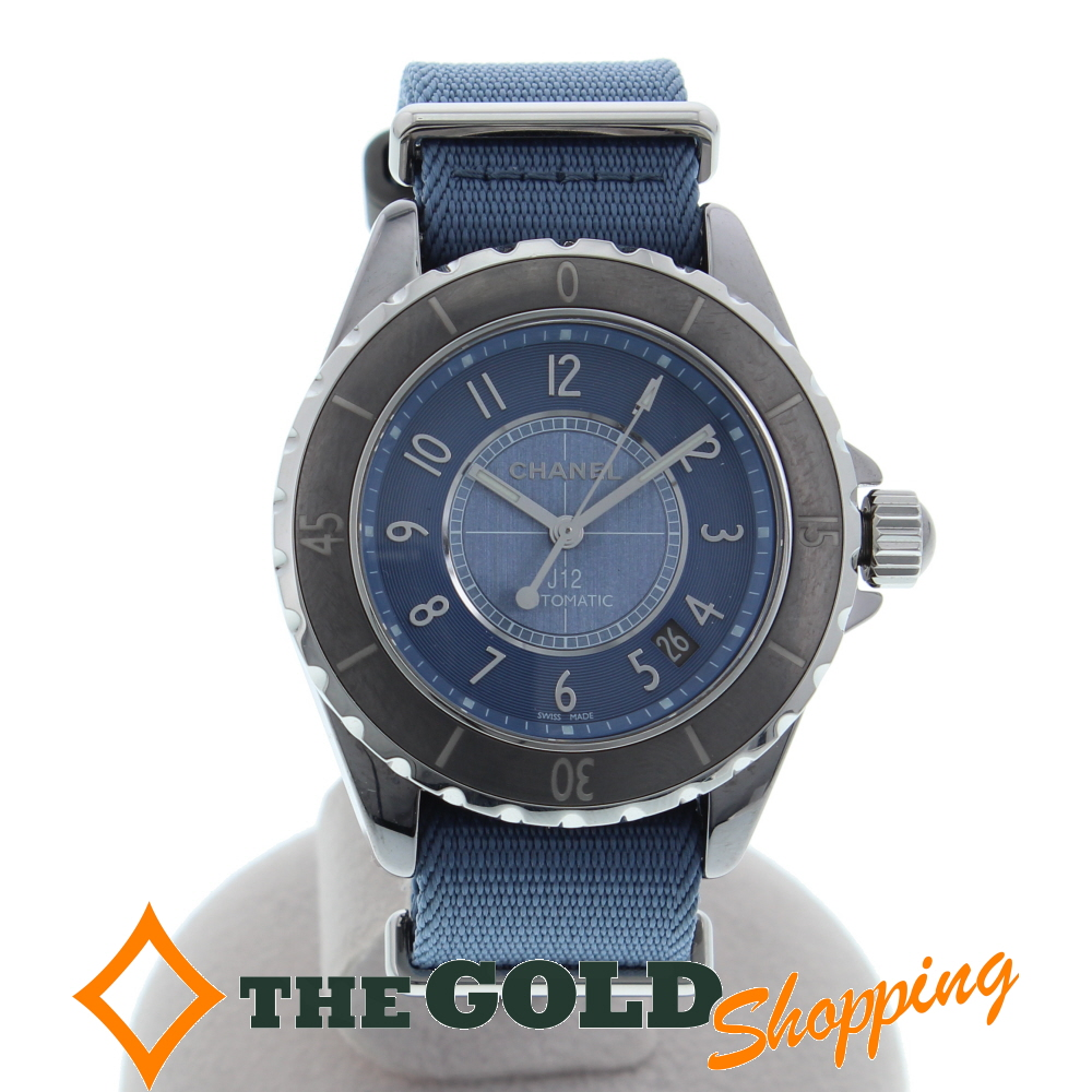 【上品】 【】シャネル CHANEL J12 G.10 H4338 腕時計 [メンズ 男性用] ギフト プレゼント ビジネス ご褒美 ザ・ゴールド, ラウドマウス専門店 LM style 58ef7ebc