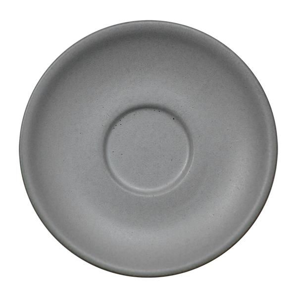 ANFORA AL完売しました。 Matt Gray 磁皿 器 アンフォラ メキシコ 皿 コスタノバ サタルニア マットグレイコーヒーソーサー ご注文で当日配送 食皿 洋食皿 うつわ