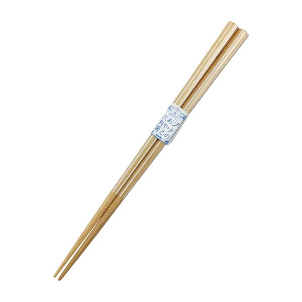 AL完売しました。 箸 はし お箸 ブナ 六角 シンプル 日本製 国産 プレゼント ブナのおやこ六角箸-白-19.5cm 価格 交渉 送料無料 ギフト