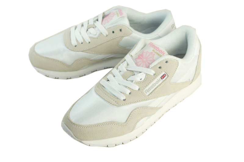 8fb53b9354f Buy reebok classic nylon womens pink   OFF33% Discounted