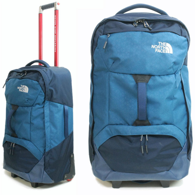 THE NORTH FACE ノースフェイス LONGHAUL 26ロングホール26MONTRYBL/URBNVY(ブルー)メンズ レディース 男女兼用 アウトドア 大容量 旅行 スーツケース トラベルバッグ キャリーバッグ ネイビー 紺 青
