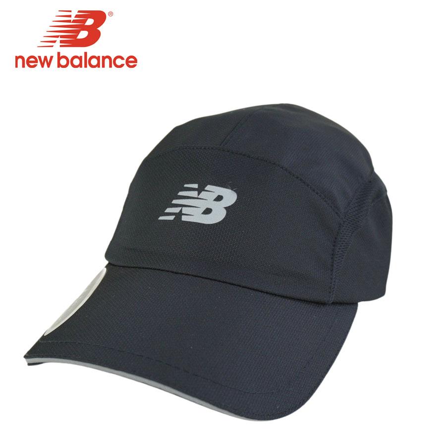 シンプルなスタイルでスポーツでも普段使いでも活躍 NEW BALANCE ニューバランス男女兼用 キャップLAH91003 5-PANEL PERFORMANCE HAT メンズ 定番から日本未入荷 フィットネス 帽子 永遠の定番モデル ブラック V3.OBLACK スポーツ レディース 黒