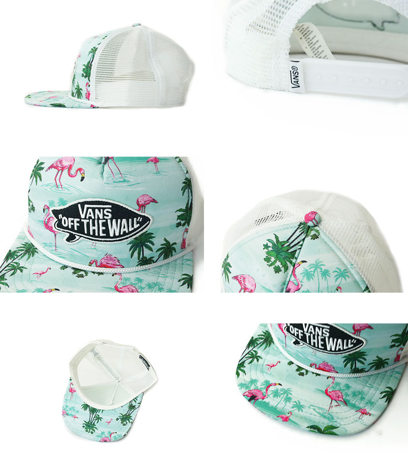 Buy vans hat flamingo   OFF76% Discounts 44fabda7c