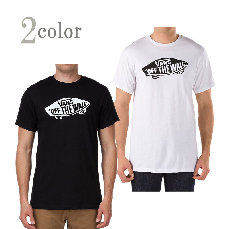 68ceb9239b8cfe thematerialworld  VANS vans vans OTW MENS TEE off the wall T shirt ...