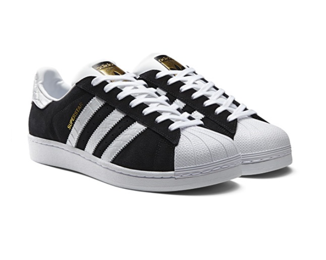 adidas superstar east river rivalry white