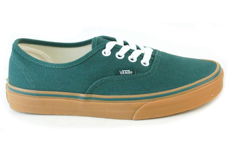 vans green sneakers