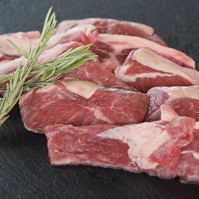 ラム肉の焼肉スライス 人気急上昇中のラム肉 焼肉用にスライスされて食べやすい ラム肉 焼肉スライス アイテム勢ぞろい 200g BBQ 羊肉 ジンギスカン 高価値 臭みが少ない食べやすいラム肉-L002 焼肉に