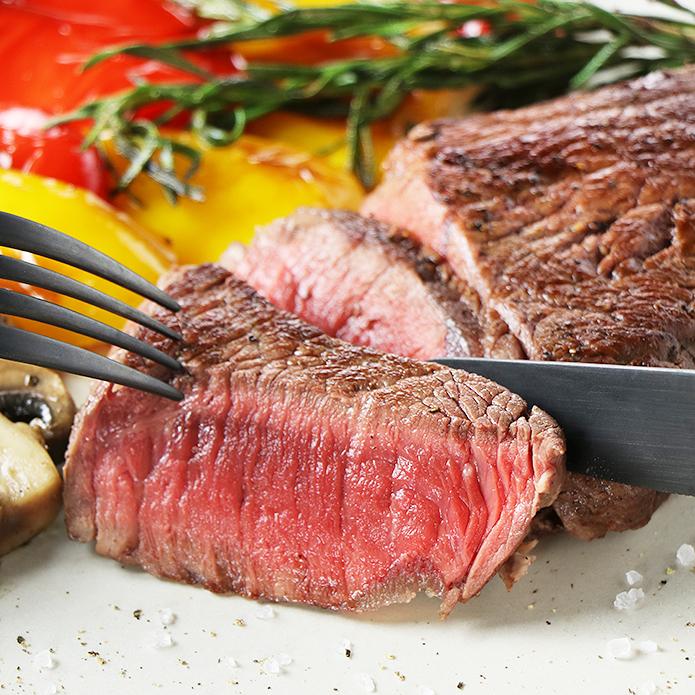 牛肉ステーキ ナチュラルビーフの赤身肉 BBQ 焼肉 ホームパーティーにどうぞ ステーキ肉 厚切りランプステーキ NEW ARRIVAL 牛ももステーキ オーストラリア グラスフェッドビーフ 割引 -B111 赤身肉 ニューjーランド 250g 牧草牛