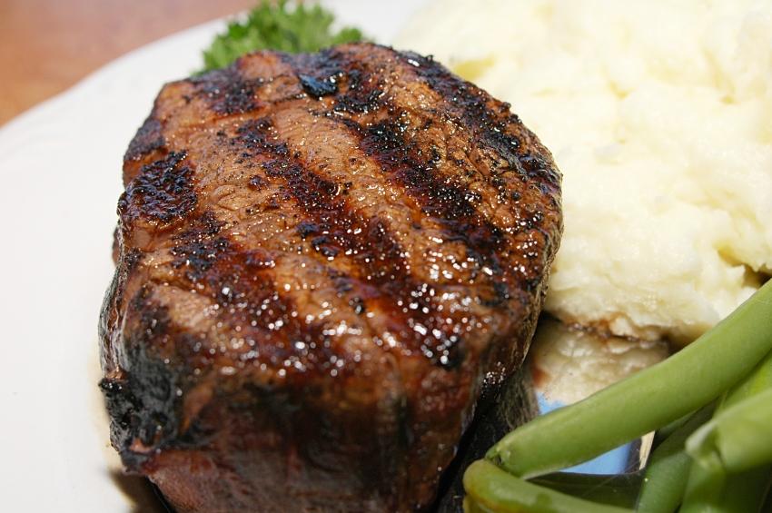 【あす楽】ステーキ肉 厚切りフィレミニヨン(牛ヒレステーキ)×6枚(約1.5kg)ステーキ肉お得さ福袋級!グラスフェッドビーフ(牧草飼育牛肉・牧草肉)-SET111