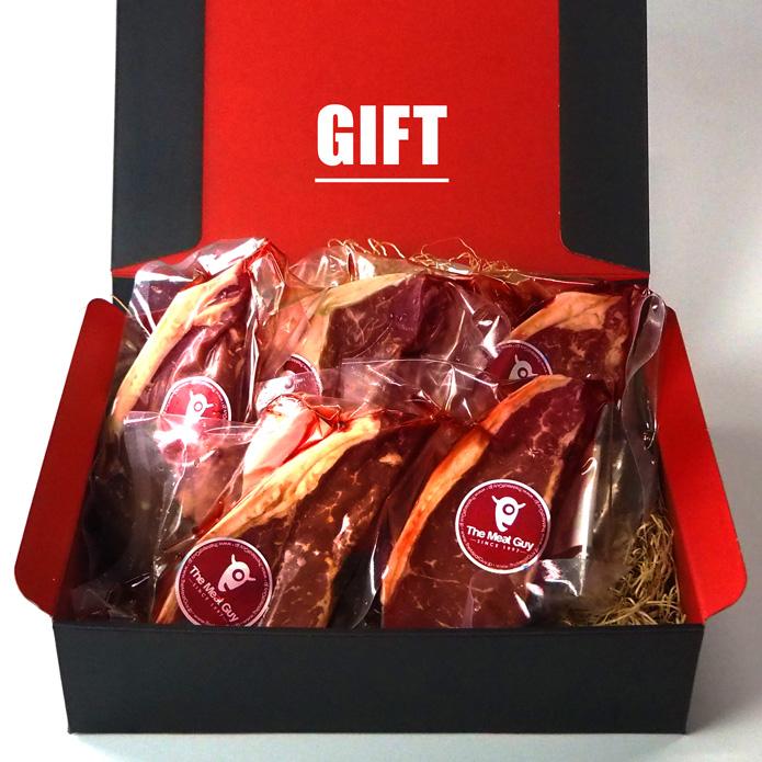 ギフトセット ステーキ肉 ニュージーランド産サーロインステーキ 270g!5枚セット グラスフェッドビーフ
