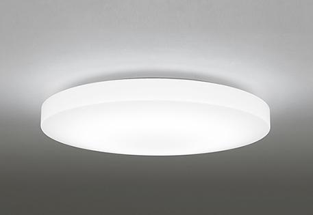 一部地域除き送料無料【ODELIC オーデリック】『OL251218』LED 照明 シーリングライト 天井 居間 リビング 10畳 洋風 リモコン付 調光 アクリル 乳白 タイマー