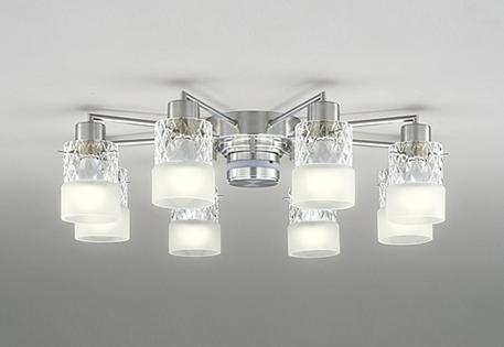 5日まで10%OFF【ODELIC オーデリック】シャンデリア『OC257008PC』LED 照明 ~14畳 調光・調色可 リモコン付属