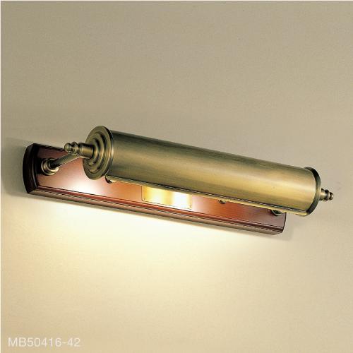 一部地域除き送料無料マックスレイ『MB50416-42』壁掛け照明 ピクチャーライト 2灯用 ※工事必要