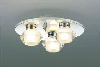 ☆【送料無料】【KOIZUMI コイズミ照明】 『AH42220L』シーリングライト 4.5畳以下・小型 電球色
