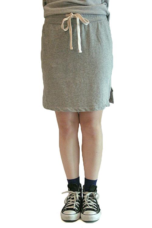 【正規取扱店】JAMES PERSE WXI5793 レディースリラックススカート HGY (ジェームスパース)