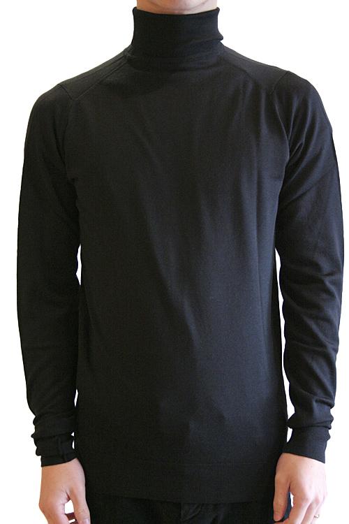 【正規取扱店】JOHN SMEDLEY RICHARDS BLACK(ブラック) (ジョンスメドレー)