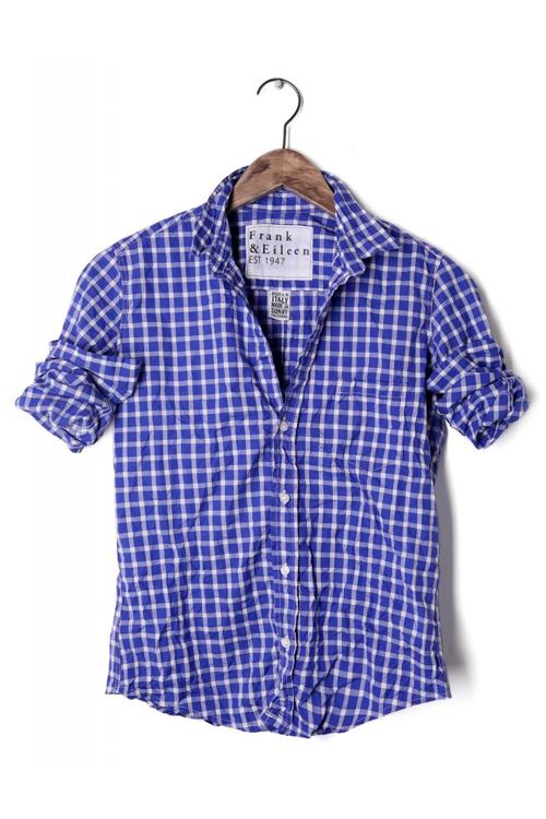 【正規取扱店】Frank&Eileen BARRY RBWLC レディースシャツ フランクアンドアイリーン バリー
