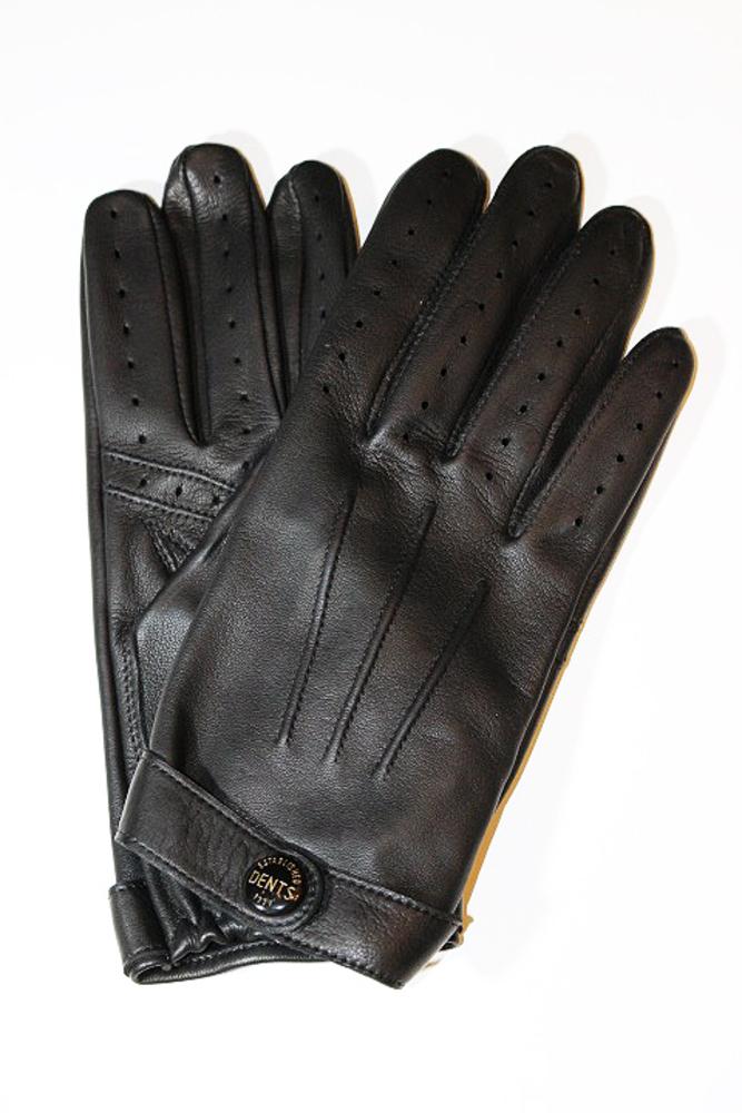 【正規取扱店】DENTS 007 スペクターモデル UK M15-1007 BLACK (デンツ)