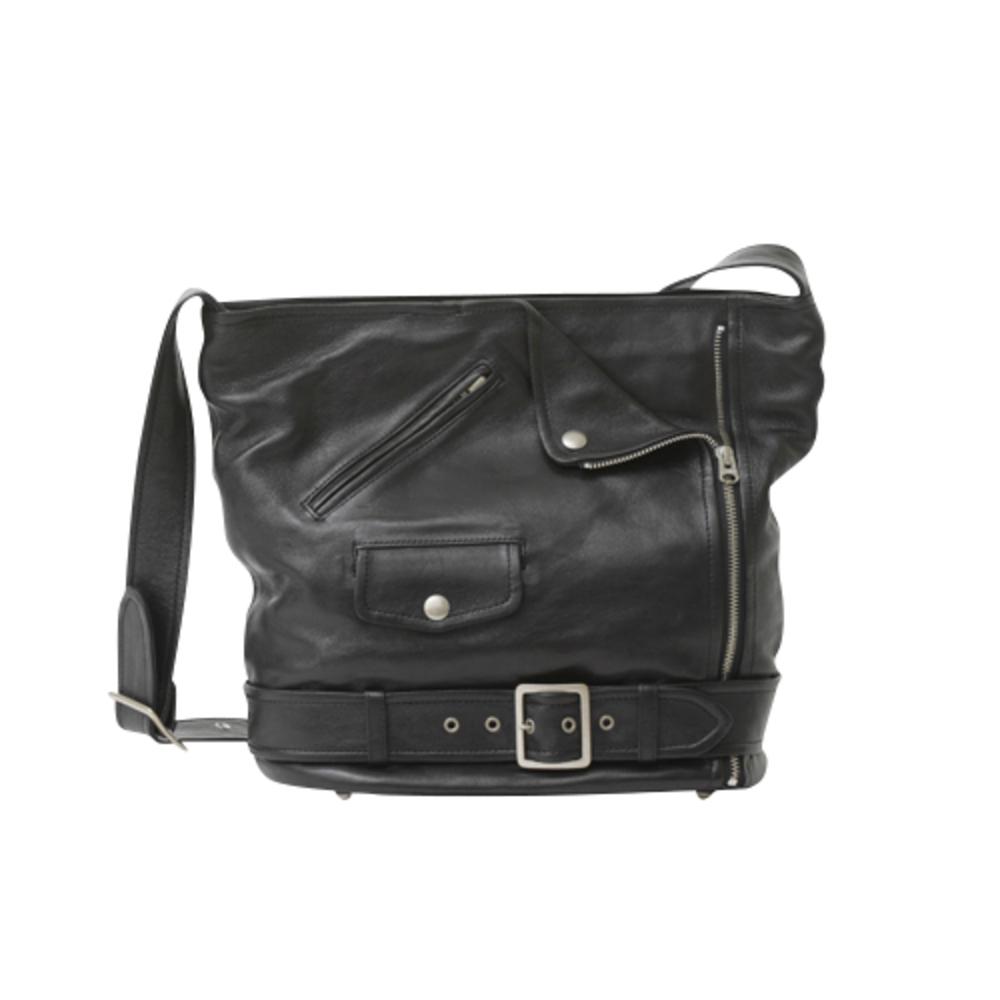 【正規取扱店】beautiful people ビューティフルピープル 17-18A/W riders shoulder bag black