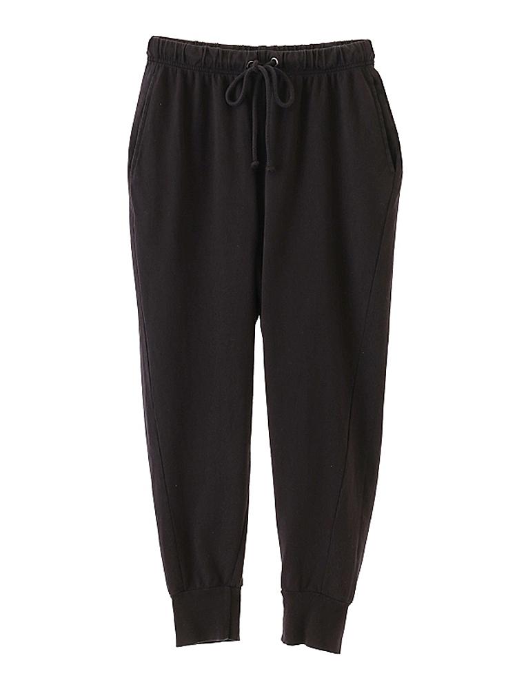 【正規取扱店】DtE in California ディーティーイーイン カリフォルニア Crop Pants BLACK