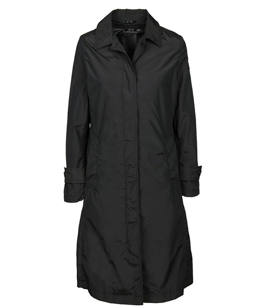 【正規取扱店】TATRAS ARDISIA LTA18S4668 インナーダウン付 モッズコート BLACK (タトラス)