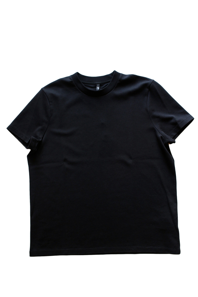 【正規取扱店】Neil Barrett 定番ボンディングカットソー BLACK (ニールバレット)