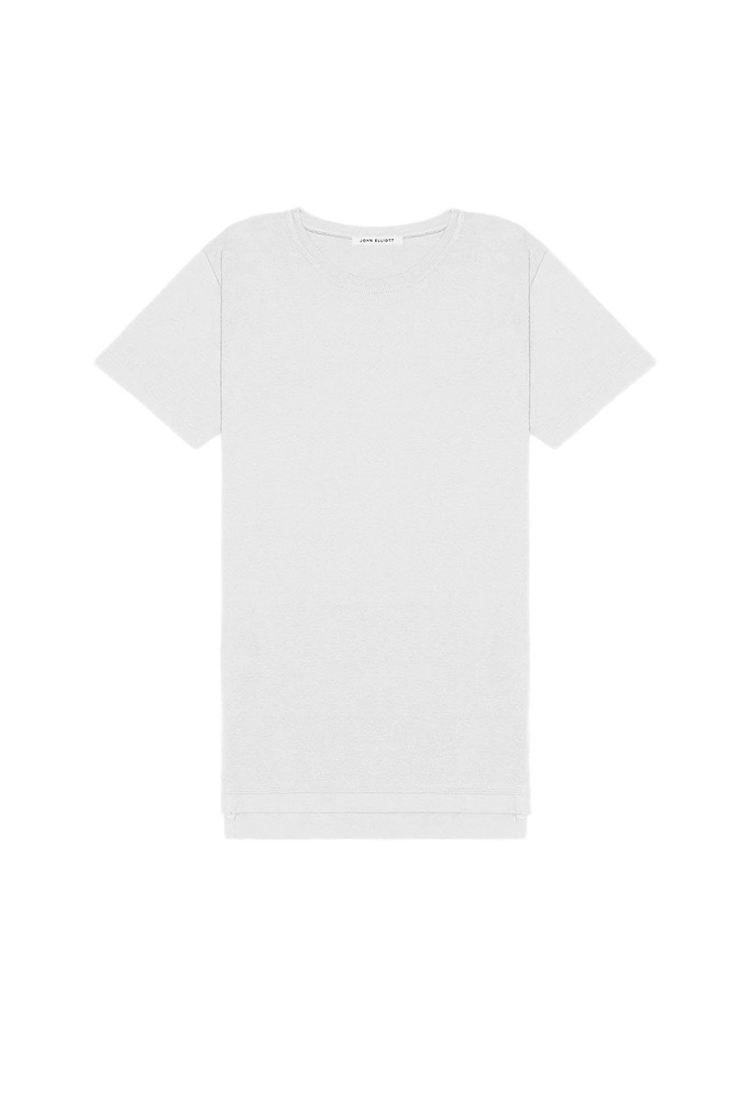 【正規取扱店】JOHN ELLIOTT MERCER TEE WHITE (ジョンエリオット)
