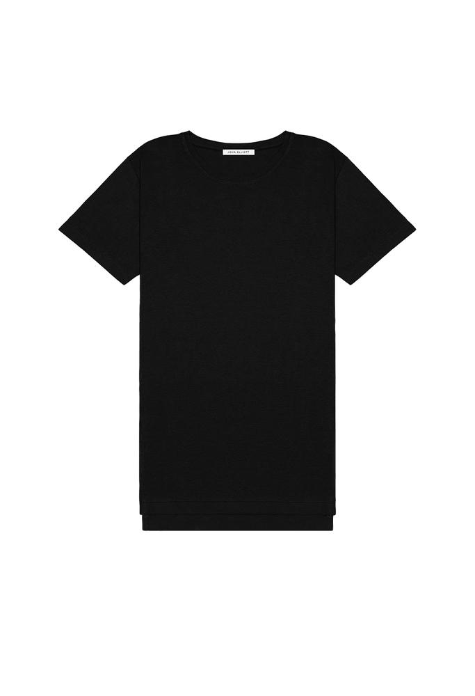 【正規取扱店】JOHN ELLIOTT MERCER TEE COTTON BLACK (ジョンエリオット)