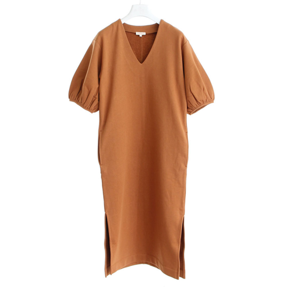 【正規取扱店】DEMYLEE 18-19A/W ANAISE DRESS MAPLE (デミリー)