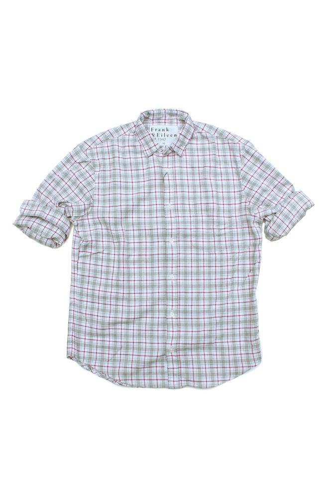 【正規取扱店】Frank&Eileen LUKE GPSF メンズシャツ (フランクアンドアイリーン ルーク)