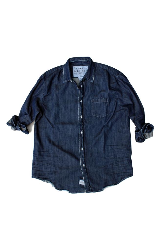 【正規取扱店】Frank&Eileen LUKE RRTD メンズシャツ (フランクアンドアイリーン ルーク)