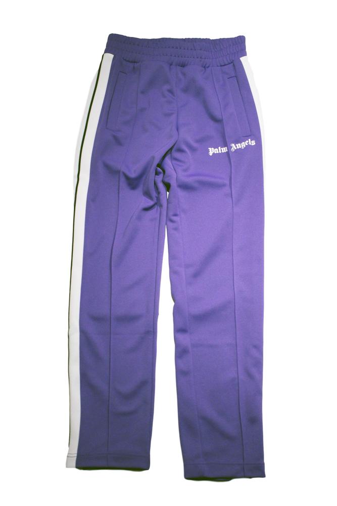 【正規取扱店】Palm Angels パームエンジェルス 19S/S SLIM TRACK PANTS スリムトラックパンツ 9501 PURPLE