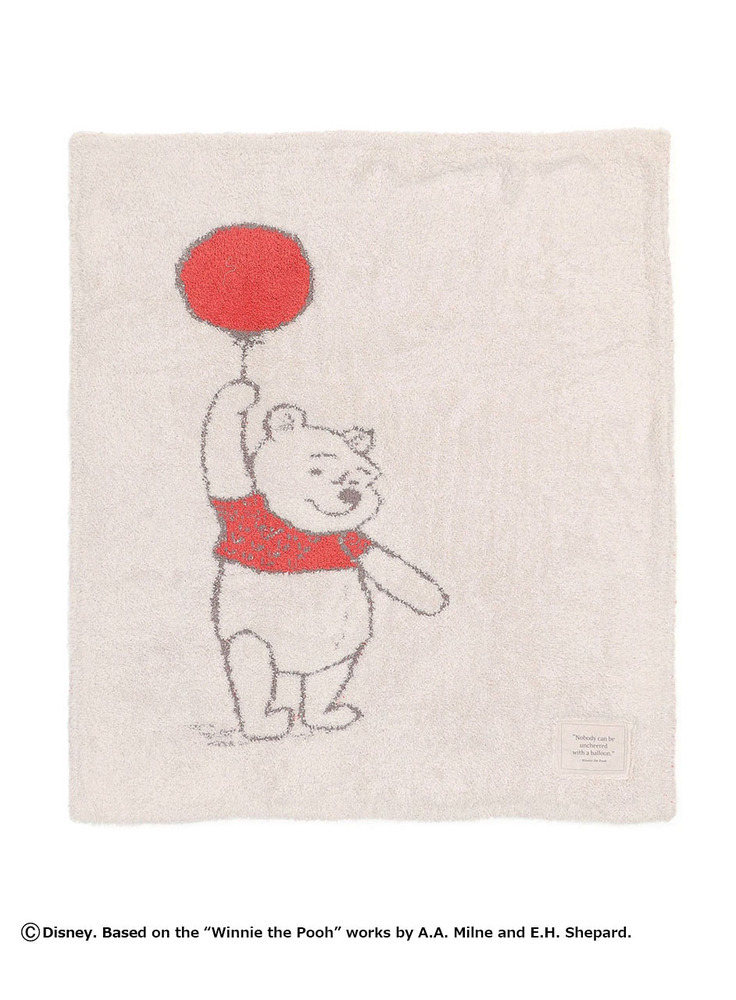 Barefoot Dreams ベアフットドリームス DNBCC1061 DISNEY / WINNIE THE POOH BABY Blanket