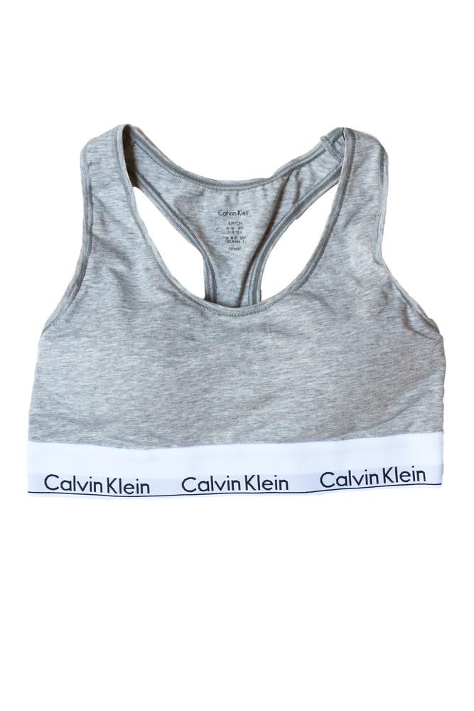 wholesale online buying now online shop Calvin Klein underwear Calvin Klein underwear bra let F3785AD MODERN COTTON  020 H.GREY