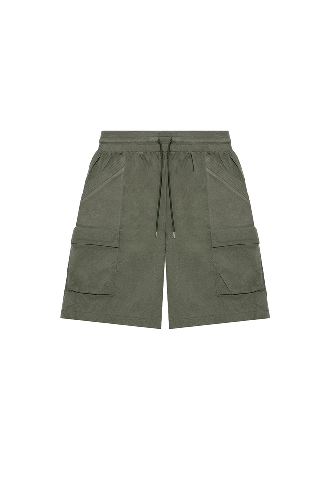 【正規取扱店】JOHN ELLIOTT 19S/S Tactical Cargo Shorts OLIVE (ジョンエリオット)
