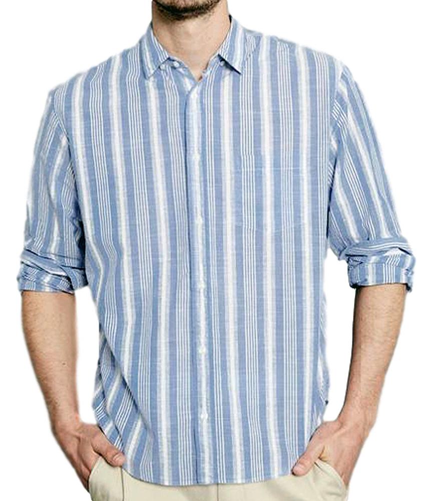 【正規取扱店】Frank&Eileen DON TTCB メンズシャツ (フランクアンドアイリーン)