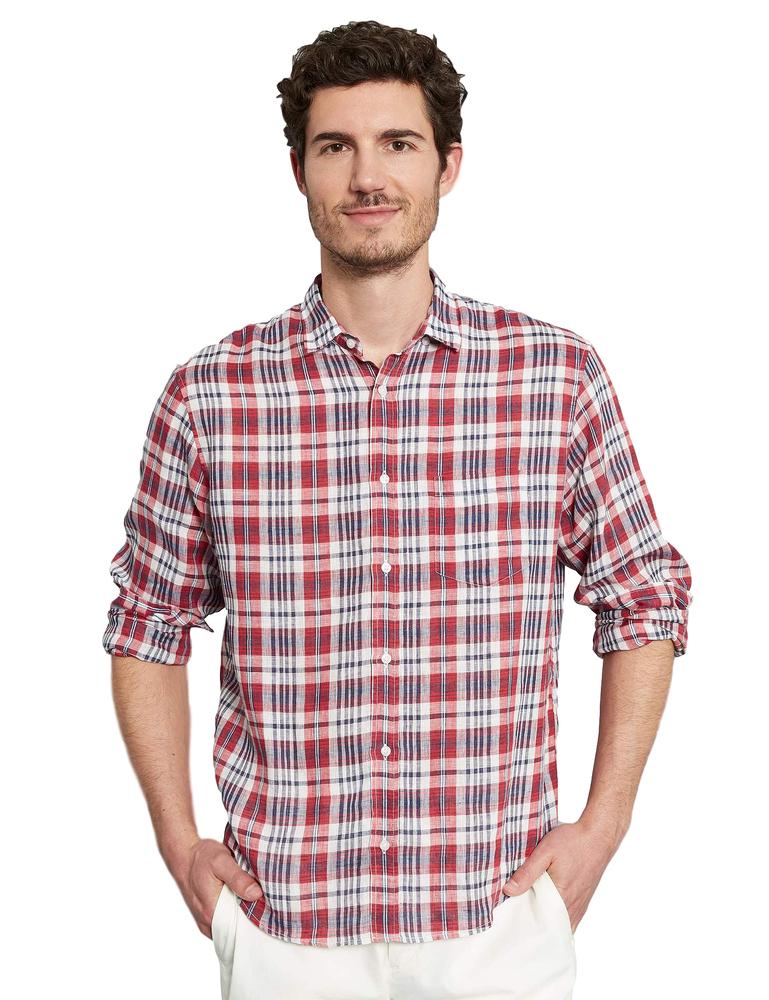 【正規取扱店】Frank&Eileen DON NRPL メンズシャツ (フランクアンドアイリーン)
