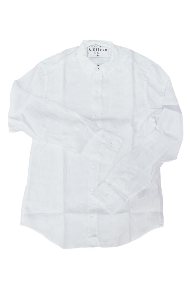 【正規取扱店】Frank&Eileen FINBAR WHL メンズシャツ (フランクアンドアイリーン)