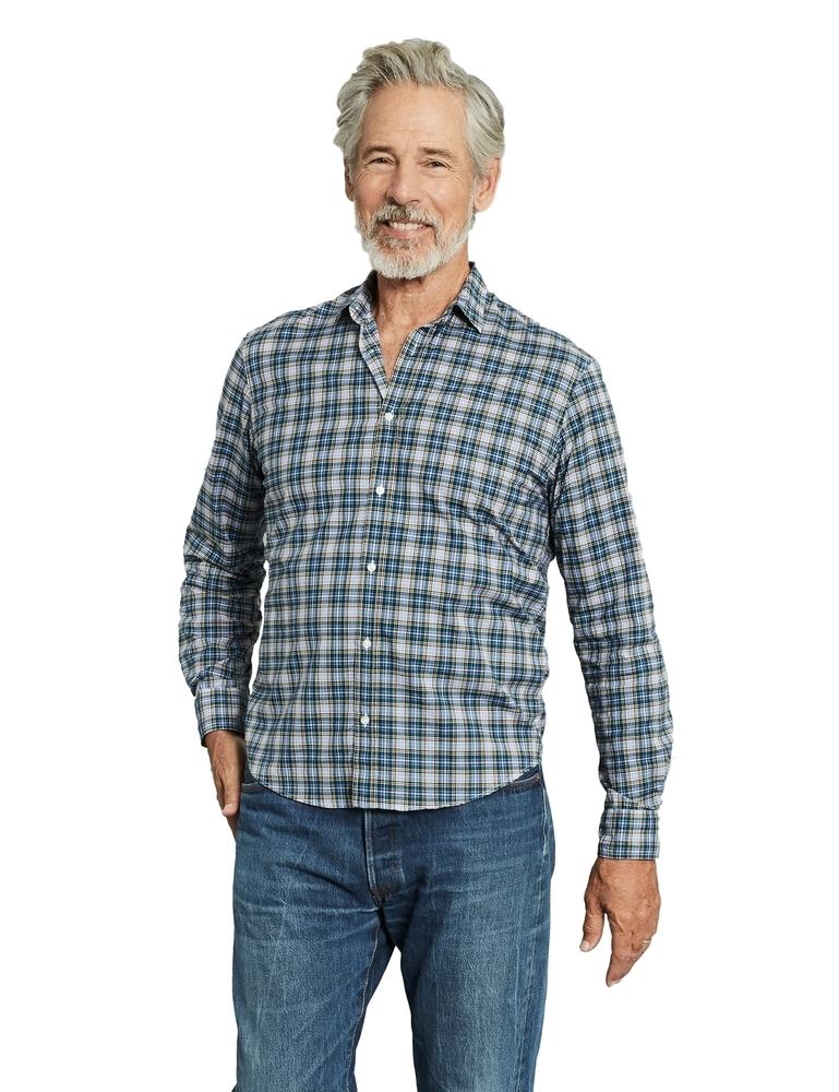 【正規取扱店】Frank&Eileen FINBAR SBGP メンズシャツ (フランクアンドアイリーン)
