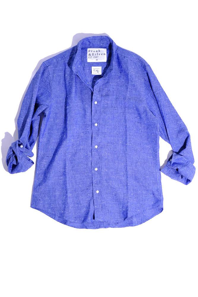 【正規取扱店】Frank&Eileen FINBAR TBL メンズシャツ (フランクアンドアイリーン)