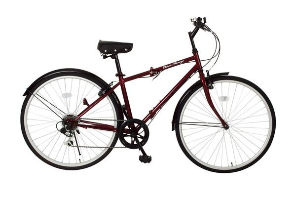 ミムゴ 365 Classic365/クラシックミムゴ FDB700C 6S 700C((MG-CM700C)自転車本体 折りたたみ自転車