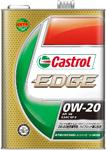 Castrol カストロール EDGE エッジ 0W-20 SN 20L