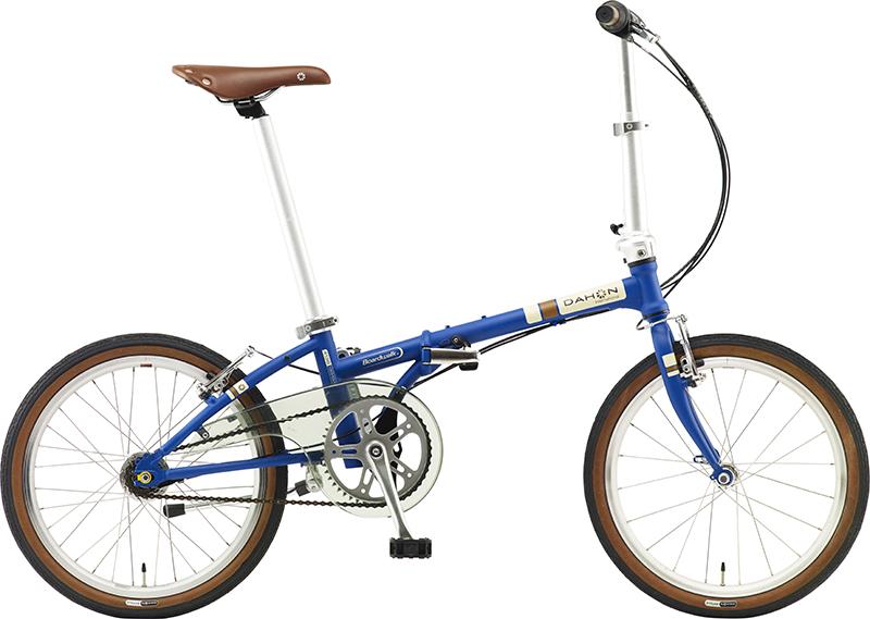 【送料無料】DAHON ダホン Boardwalk i5 ボードウォーク マットロイヤルブルー 20インチ 折りたたみ自転車 2018年モデル【自転車本体】