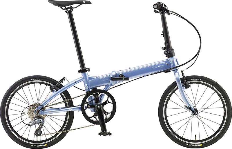 【送料無料】DAHON ダホン Vitesse D8 ビテス ミスティブルー 20インチ 折りたたみ自転車 2018年モデル【自転車本体】