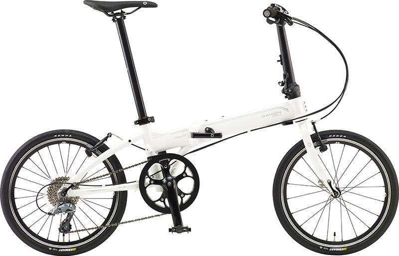 【送料無料】DAHON ダホン Vitesse D8 ビテス ミスティホワイト 20インチ 折りたたみ自転車 2018年モデル【自転車本体】