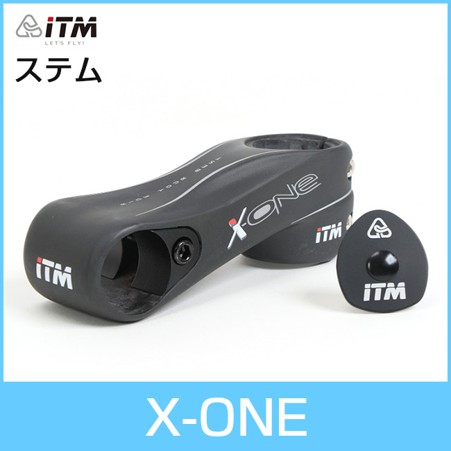 ITM ステム X-ONE ROAD STEM 120mm 自転車部品 サイクルパーツ ロードバイク