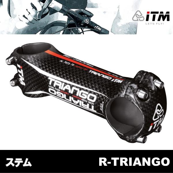 ITM ステム R-TRIANGO 110mm 自転車部品 サイクルパーツ