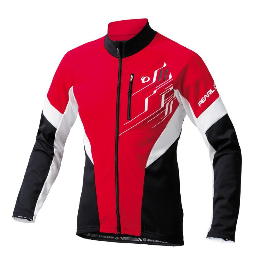PEARL IZUMI パールイズミ アシスト ジャージ Lサイズ カーマイン 3118-BL-17-L 自転車用品 サイクルウェア サイクルジャージ